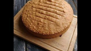 Ванильный бисквит: рецепт от Foodman.club