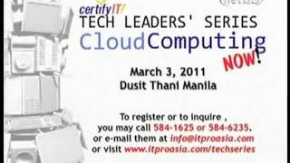 Cloud Computing Now! Convergence Plug - February 20, 2011
