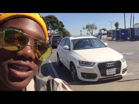 """SJ in LA"" Episode 5 - Shooting Music Videos, Visiting Santa Monica Pier , Flying Back To Florida!"