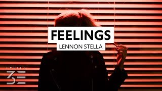 Gambar cover Lennon Stella - Feelings (Lyrics)