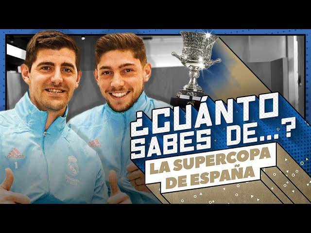 🧐 Courtois 🆚 Valverde | Spanish Super Cup QUIZ!