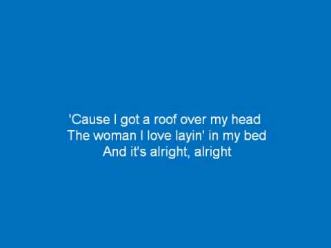 Darius Rucker- Alright-Lyrics