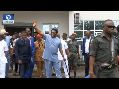 ICPC Arraigns Fmr DG SMEDAN As Court Reinstates Impeached Imo Dep Governor |Law Weekly|