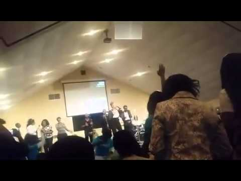 Casey J in Cairo GA (Date With Destiny Conference)