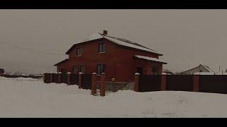Продам двухэтажный кирпичный дом. Цена: 4.6 млн. рублей (торг). Кузнецк(, 2016-01-22T17:01:10.000Z)