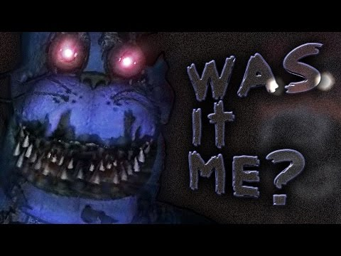The Missing Link.. || Five Nights At Freddy's 4: The Final Chapter