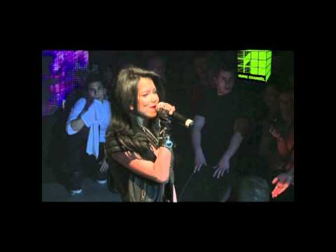 On the road with INNA #121 Romania   Kasho Club 1 Music