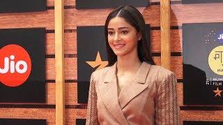 Ananya Pandey Chats About The Industry At Jio MAMI 21st Mumbai Film Festival