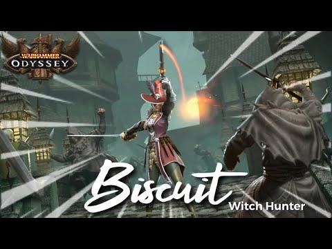 Witch Hunter lvl40 | Warhammer: Odyssey | Farming/Community Outreach |