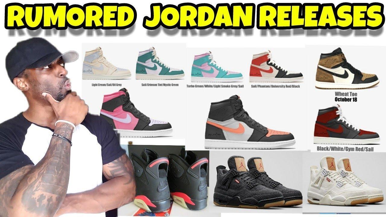 c7430e44c6d 2019 Jordan Releases 🔥or💩  8 New Jordan 1s
