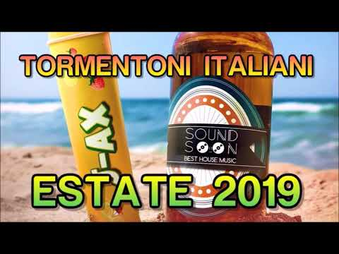 TORMENTONI E HIT ITALIANE ESTATE 2019 - Il Meglio Della Musica Italiana 2019 - SUCCESSI DEL MOMENTO