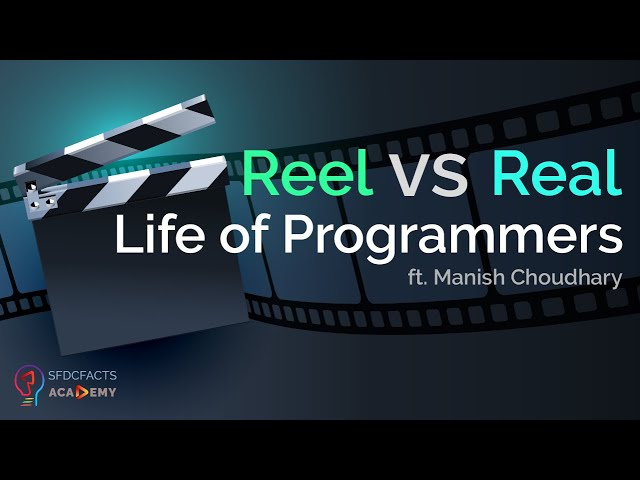 Reel vs Real Life of Programmers! 🌟📽️👨💻 #shorts
