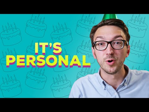 What Does Your Birthday Say About You? • It's Personal