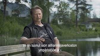 Ihmeentekijä #byiisalmi: Juha Vidgren, Ponsse Oyj