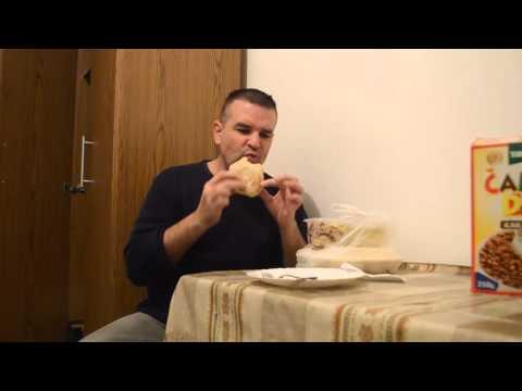 Healthy 400 Dinar Fast Food in Serbia