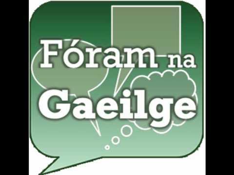 Fóram na Gaeilge - Agallamh le Raidió na Life