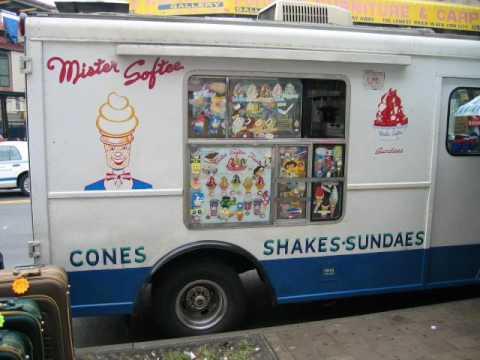 Ice Cream Truck Mr Softee Mr Softie = Tye...