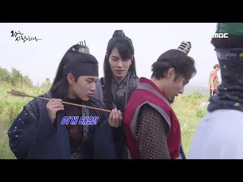 170919 YoonA, Siwan, Hong Jong Hyun & Oh Min Suk - The King In Love Ep 39 & 40 Making Film