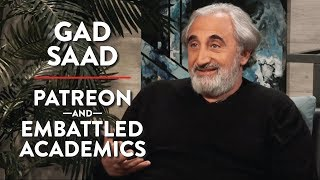 Dave Rubin and Gad Saad: Patreon and Embattled Academics