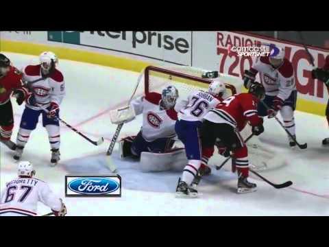 Montreal Canadiens Vs Chicago Blackhawks - 12/21/2011