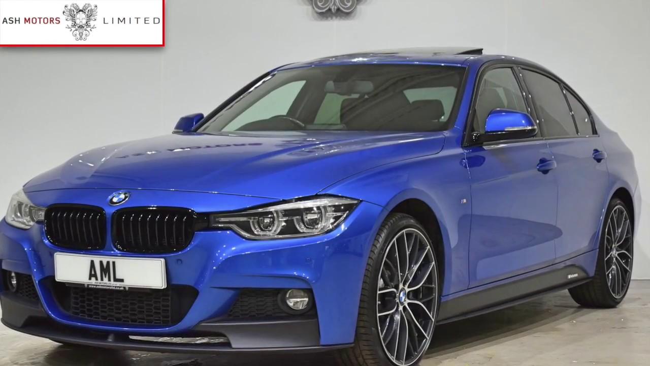 2015 BMW 335D Xdrive M Performance
