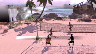 PlayStation Move Sports Champions Beach volleyball   ビーチバレー #2 PS3 HD