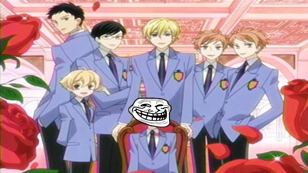 anime like ouran highschool host club