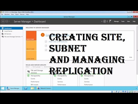 22. Creating AD Site And Subnet After Deploying Additional Domain Controller
