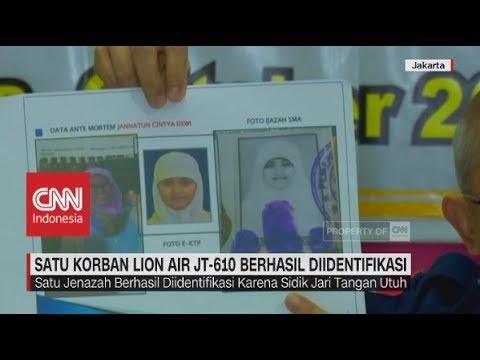 Satu Korban Lion Air JT-610 Berhasil Diidentifikasi Mp3