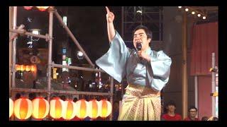 徳永ゆうき /2019年8月4日「第3回渋谷盆踊り大会」より~「渋谷節だよ青春は!」