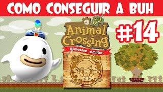 COMO CONSEGUIR A BUH y más novedades en Animal Crossing New Leaf Welcome Amiibo #14