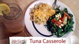 Quick And Easy Tuna Casserole