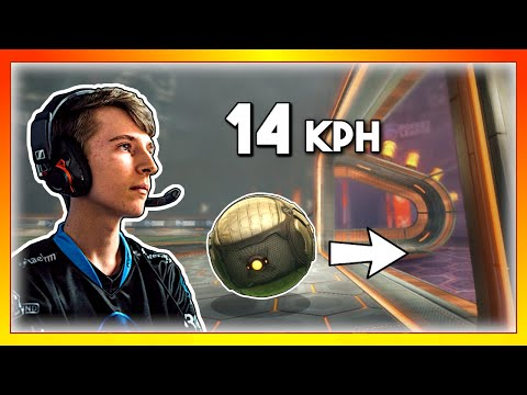 I made rocket league players rage with these impossible challenges...