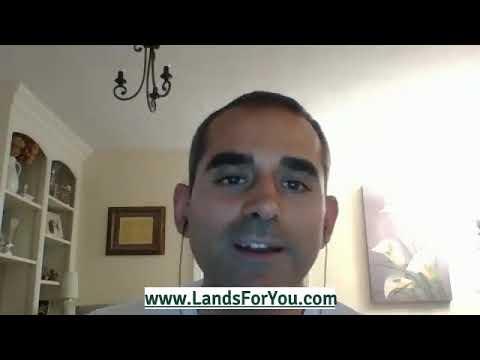 Joe B. Loves the 1 Year Land Exchange Guarantee