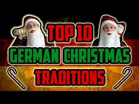 Top 10 German Christmas Traditions