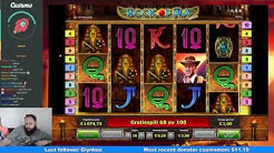 Book of Ra Deluxe - 110 freespins