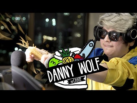 Danny Wolf Makes A Beat On The Spot  The Crate