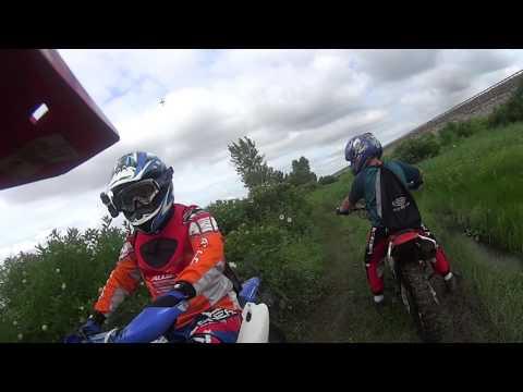 Otter Creek ATV Park, Burlington KS - Luke video 01