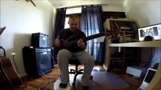 UZEB - Junk Funk - Bass cover