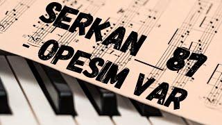 Serkan__87 - Öpesim var ( Cover )