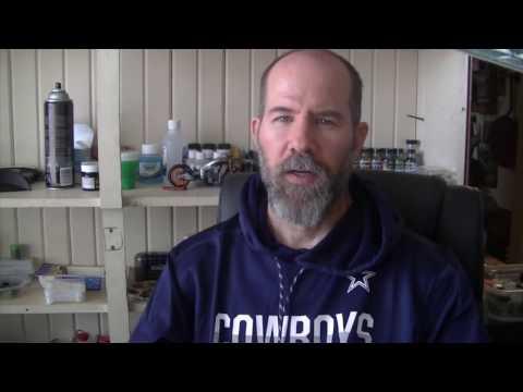 Urethane Clear Coat and Airbrush Settings - YouTube