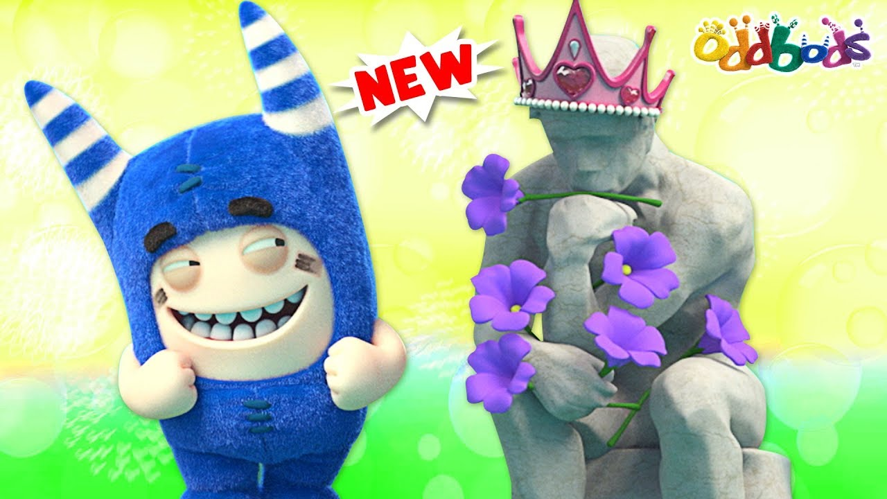 Oddbods | Artist | NEW | Funny Cartoons For Children