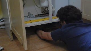 Base Cabinet Repair