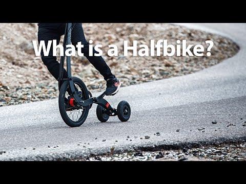 Halfbike 3 - LIVE on Kickstarter
