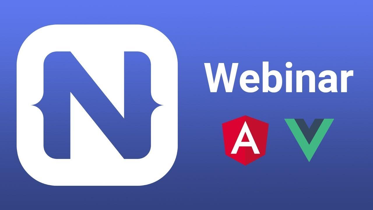 A New Vue for NativeScript