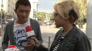 Какво се пее в мега хитa Gangnam Style?