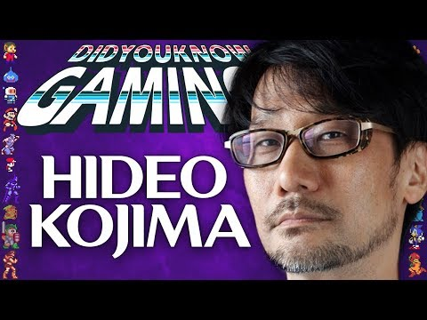 Hideo Kojima: From Metal Gear to Death Stranding - Did You Know Gaming? Feat. Furst