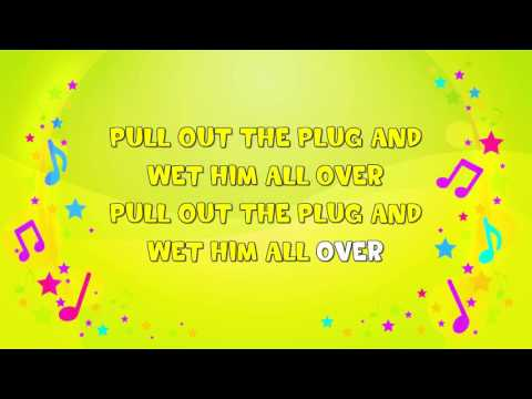 What Shall We Do With The Drunken Sailor Karaoke
