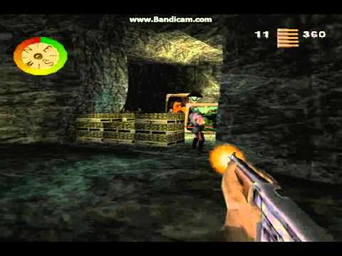 Medal of Honor - Mission 6 Level 3 - Treasure Caverns - Excellent