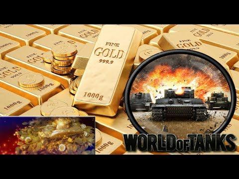 6 ЛУЧШИХ СПОСОБОВ ЗАРАБОТАТЬ ГОЛДУ В WORLD OF TANKS!